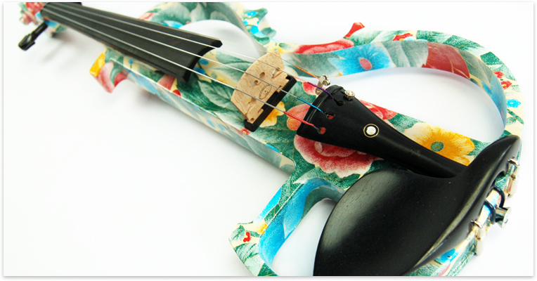 Advanced Electric Violin DSG-1102