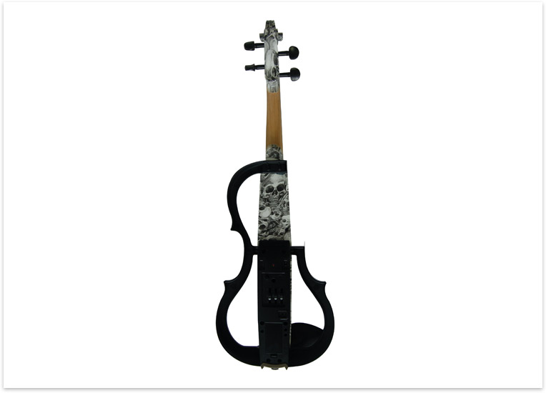 Advanced 3-Band EQ Electric Violin SDDS-1312